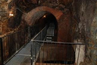 La mina de Logrosán se abrirá al público del 2 al 15 de agosto.