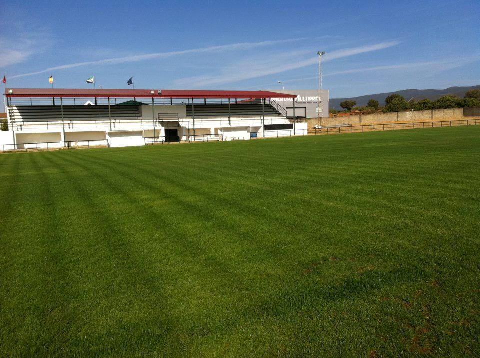 El cacere o inaugura el jueves el nuevo campo de futbol - Campo de futbol del valencia ...