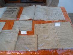 Documento del Archivo Histórico.