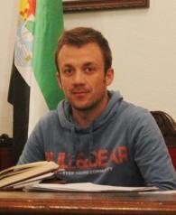 El concejal popular Juan Manuel Alberca