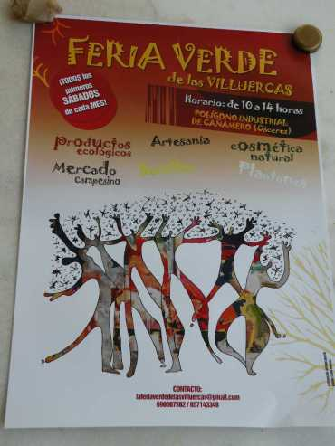 CARTEL FERIA VERDE (1)