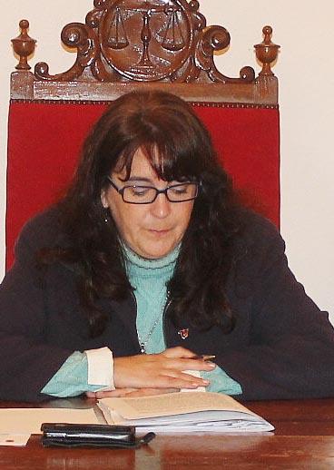 Isabel Villa: madre y política