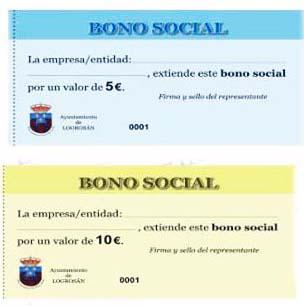 bonos sociales