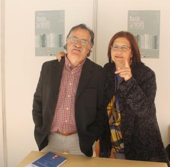 José Cercas y María Romero de LAD
