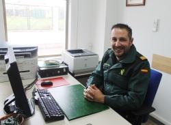 Sargento de la Guardia Civil
