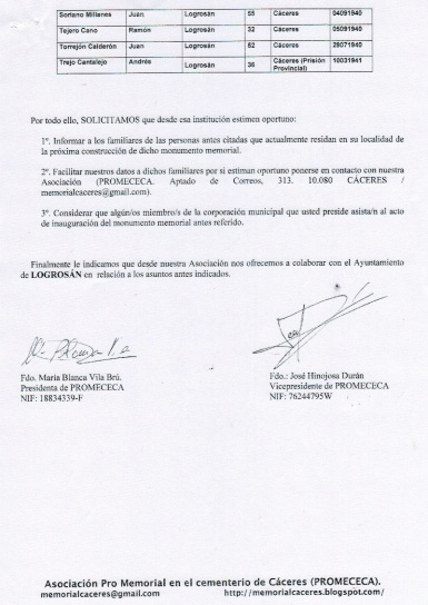 represaliados franquismo Logrosan 2