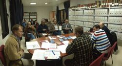 Reunión Junta Directiva APRODERVI 12-03-2014