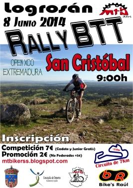 rally MTT San Cristobal