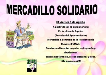 mercadillo solidario 14
