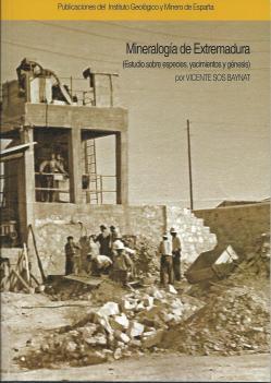 Portada libro Mineralogía Sos Baynat