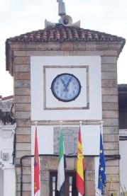 reloj ayuntamiento