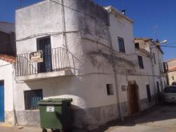 Una de las viviendas adquiridas por el Ayuntamiento de Logrosán para su alquiler social
