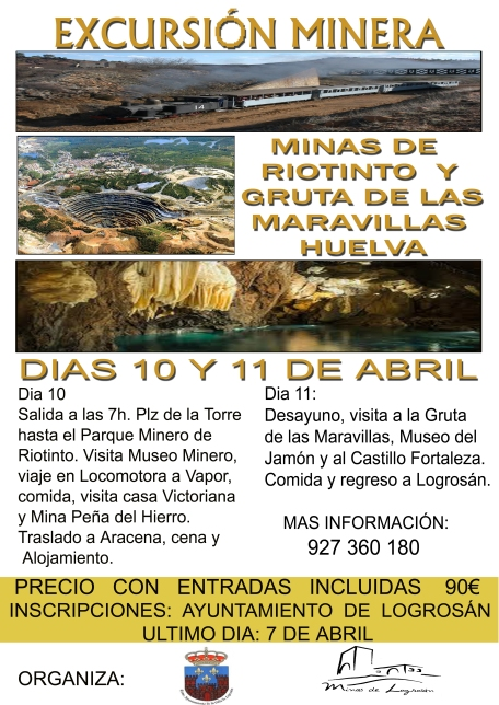 excursion minas riotinto