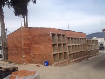 El Ayuntamiento amplia el cementerio con más de 100 nuevas plazas para el descanso eterno de los logrosanos.