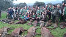 caza mayor montería