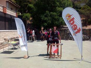 sub campeona de España de RAID