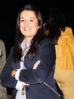 Dolores Fernández, portavoz del grupo popular de Logrosán