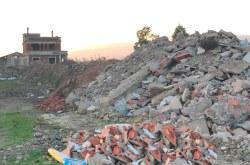 escombros mina