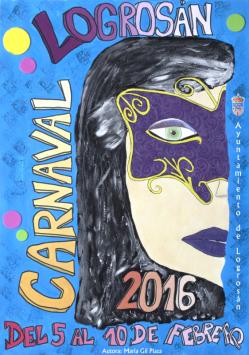 Cartel carnaval 16