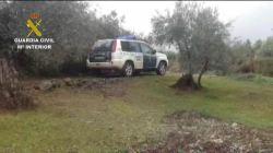 guardia civil olivar