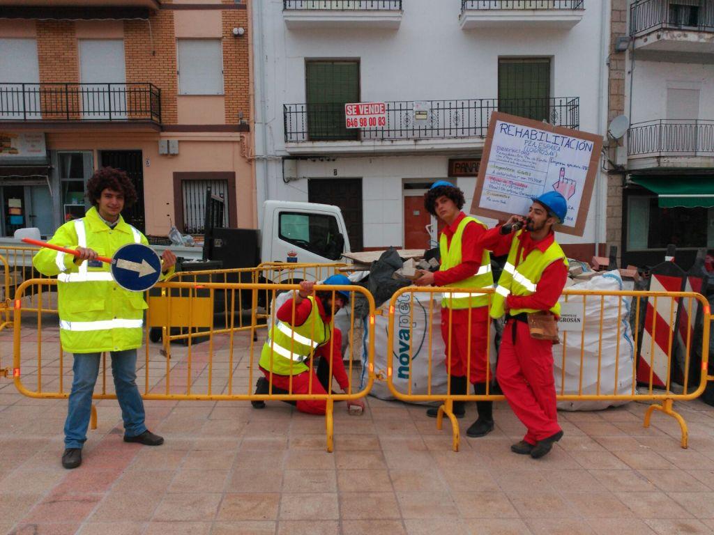 obreros carnaval