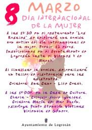 Actividades del 8 de Marzo - Día de la Mujer 16
