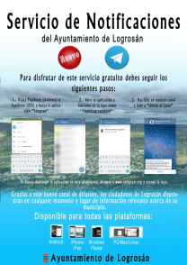 Cartel de Telegram