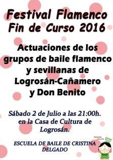 festival escuela de baile 2016