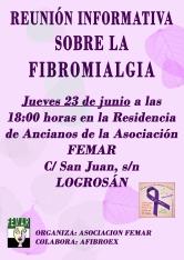 FIBROMIALGIA REUNION femar