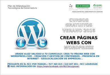 NCCLogrosanCursosVerano2016_Wordpress