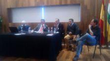 Juan Masa en la Jornada de Ganadería de la Rioja