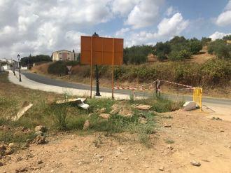 obras de acceso nuevo centro de salud (2)