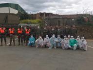 Brigada militar fumigando coronavirus (9)